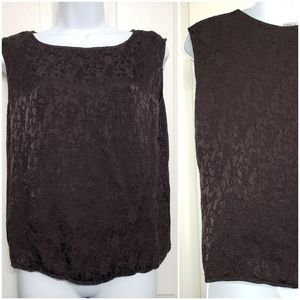 CP Shades Sausalito sleeveless blouse